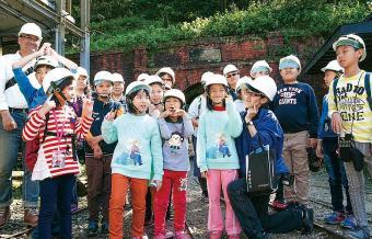 童遊好「石」光兒童節
